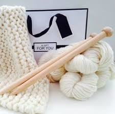 knitting kit beginner s pom pom hat gift set knitting kits pom