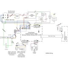 water pressure washer wiring diagram
