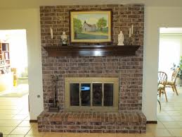 fireplace update suggestions granite floor paneling paint