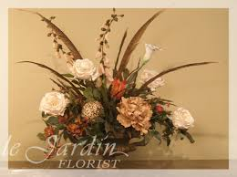 silk flower arrangements abacoa jupiter florist