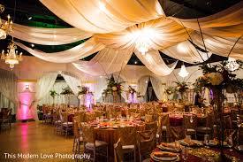 reception floral and decor in atlanta ga indian fusion wedding by