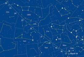 Dark Sky Map Comet Panstarrs 2016 U0027s Historic Flyby Of Earth Sky U0026 Telescope