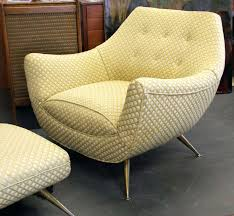 modern armchair with ottoman mid century chair with ottoman large size of lounge lounge chair