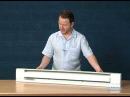electric baseboard heaters youtube