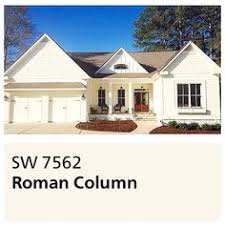 sherwin williams roman column cabinets paint colors