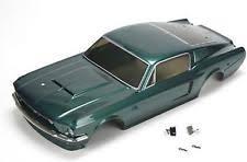 vaterra mustang vaterra vtr230028 1967 ford mustang set painted ebay