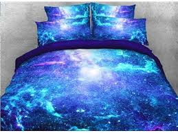Blue Bed Sets Cheap Galaxy Bedding Nebula Bedding Set Outer Space Duvet Covers