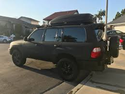lexus lx470 touch up paint for sale 99 lx470 lifted bedlinered and ready to roll socal