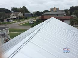 Corrugated Asphalt Roofing Panels by Metal Roof Repair Wilmington Nc Archives Excel Roofing Company