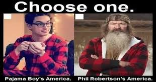 Pajama Boy Meme - manly men