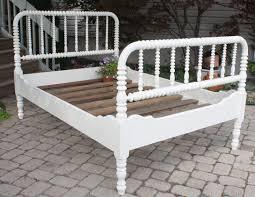 jenny lind full bed antique jenny lind spool bed