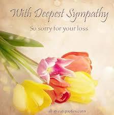 Sympathy Flowers Message - best 25 condolence messages ideas on pinterest memorial quotes