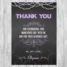 graduation thank you cards grey color graduation thank you card wording best background