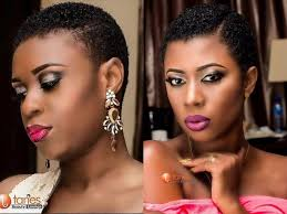 pictures of low cut hairs these 3 ghanaian celebs will make you cut your hair short fpn