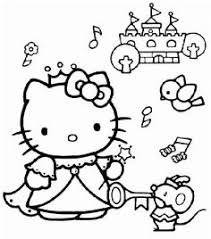 free kitty coloring pages photograph kitty ez