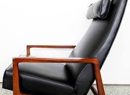 Red Club Chair Red Color Lazy Boy Massage Chair Features Leather Type Cover Sofa