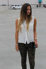 straight hair with outfits bedazzles after dark outfit post camo leopard straight hair