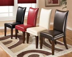 ashley dining room chairs charrell black dining chair by ashley signature design d357 04