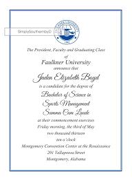 college graduation announcement wording exle of a college graduation announcement graduate invites
