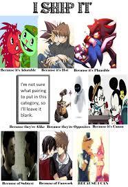 I Ship It Meme - i ship it meme by darkangel575 on deviantart