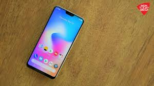Vivo V9 Vivo V9 With Iphone X Like Notch 24mp Selfie And Android