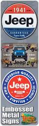 185 best signage images on pinterest jeep truck jeep willys and
