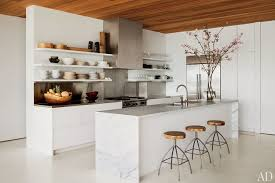 Interior Decoration Kitchen White Kitchens Design Ideas Photos Architectural Digest