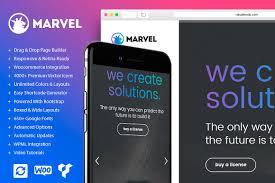 vertical navigation menu wordpress theme a new trend visualmodo