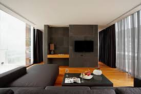 luxury bedroom design in naka phuket resort paradise in thailand