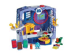 amazon fisher price imaginext monsters university monsters