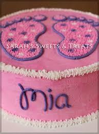 pink baby shower cake sarah u0027s sweets u0026 treats