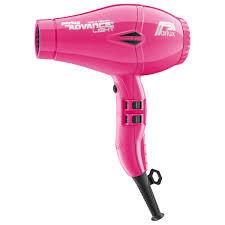 light pink hair dryer parlux advance light ceramic ionic hair dryer pink health beauty