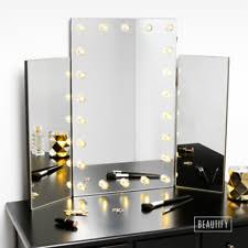 Beauty Vanity With Lights Vanity Mirror With 12 Led Bulbs Lights 25 Inches 110v Makeup