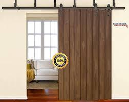 Barn Door Hardware Installation Reduced Cabinet Sliding Door Hardware Kit For Shanty2chic
