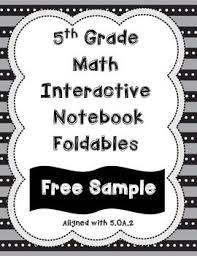 36 best interactive math notebook images on pinterest maths