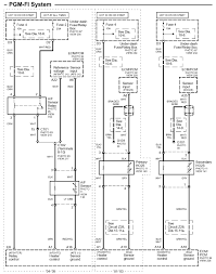 2004 honda civic o2 sensor wiring diagram 1998 honda civic radio