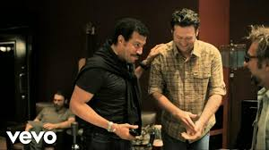 lionel richie home lionel richie you are ft blake shelton youtube