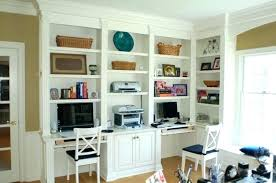 bookshelves and wall units wall unit with desk and bookcases shocking office bookcase