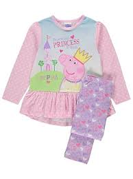 Peppa Pig Sofa by Peppa Pig Pyjamas Pyjama Sets And Pyjamas