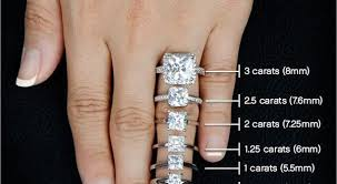 6mm diamond 25 carat diamond rings wedding promise diamond
