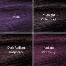 black hair to raspberry hair best 25 plum black hair ideas on pinterest violet hair deep