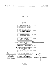 patent us5528680 apparatus and method for accessing and