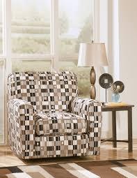 Glider Swivel Chairs Furniture Gray Glider Slipcover On Pergo Flooring And Glider