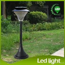 Solar Outdoor Light Fixtures by 2017 16 Led Solar Lamp Solar Street Lights Solar Garden Lights