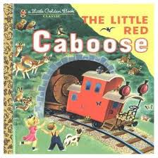 the caboose golden book target