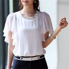 womens tops and blouses krbn brand tops chiffon blouse summer clothing 2016
