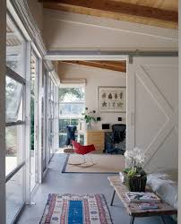 space savers at work 20 home offices with sliding barn doors