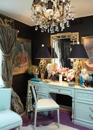 beyond gorgeous lady u0027 u0027s dressing table love these dramatic dark