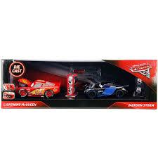 amazon com disney pixar cars 3 diecast lightning mcqueen