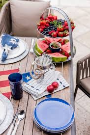 Red White And Blue Home Decor by Best Of Red White U0026 Blue Fourth Of July Inspiration Fashionable